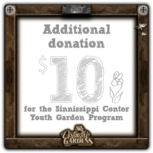 GARDENSTOCK Additional Donation $10